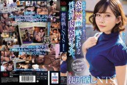 (HD) MVSD-432 綁在公廁NTS 每天早上遇見的大姊是在公廁露出成為性處理肉便器的女人。 深田詠美[有碼高清中文字幕]