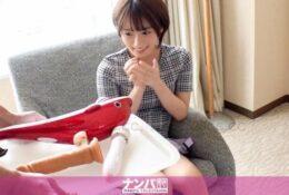 (HD) 200GANA-2326 搭訕男孩子氣正點女孩被假陽具誘惑開幹顏射[有碼高清中文字幕]